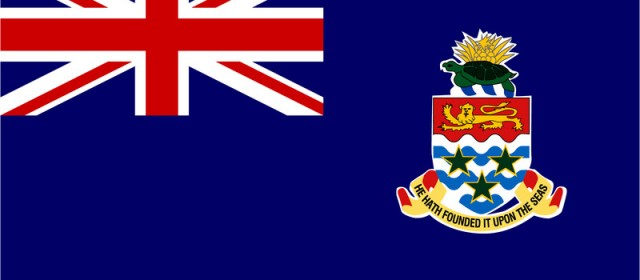 Get an IP address from The Cayman Islands