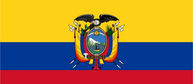 Get an IP address from Ecuador