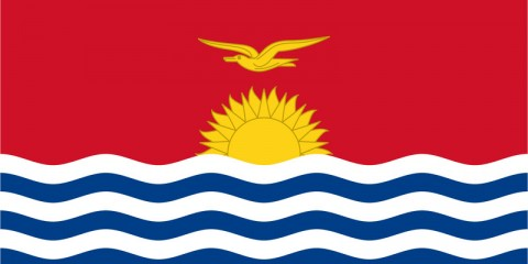 Kiribati IP Address