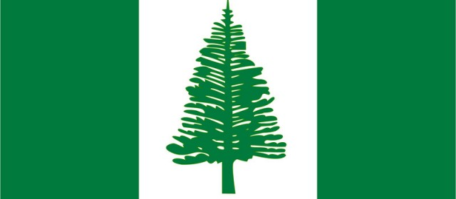 Get an IP address from Norfolk Island