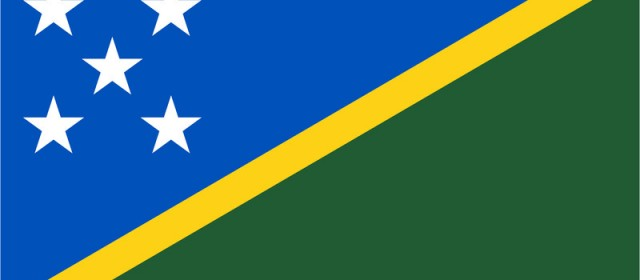 Get an IP address from Solomon Islands